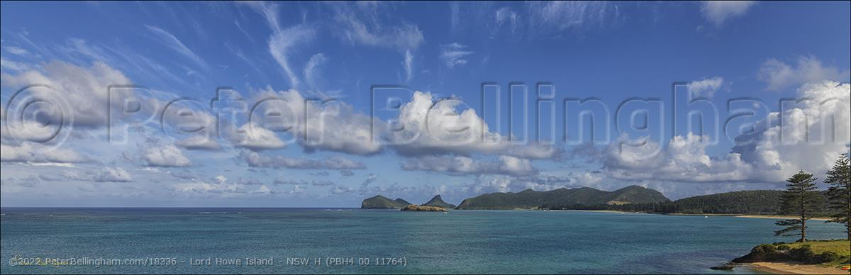 Peter Bellingham Photography Lord Howe Island - NSW H (PBH4 00 11764)