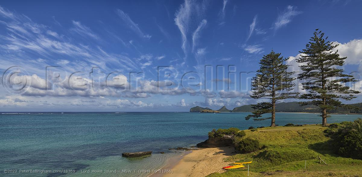 Peter Bellingham Photography Lord Howe Island - NSW T (PBH4 00 11766)