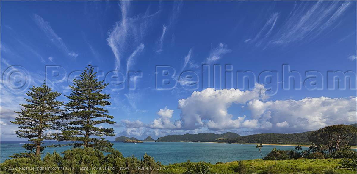 Peter Bellingham Photography Lord Howe Island - NSW T (PBH4 00 11768)