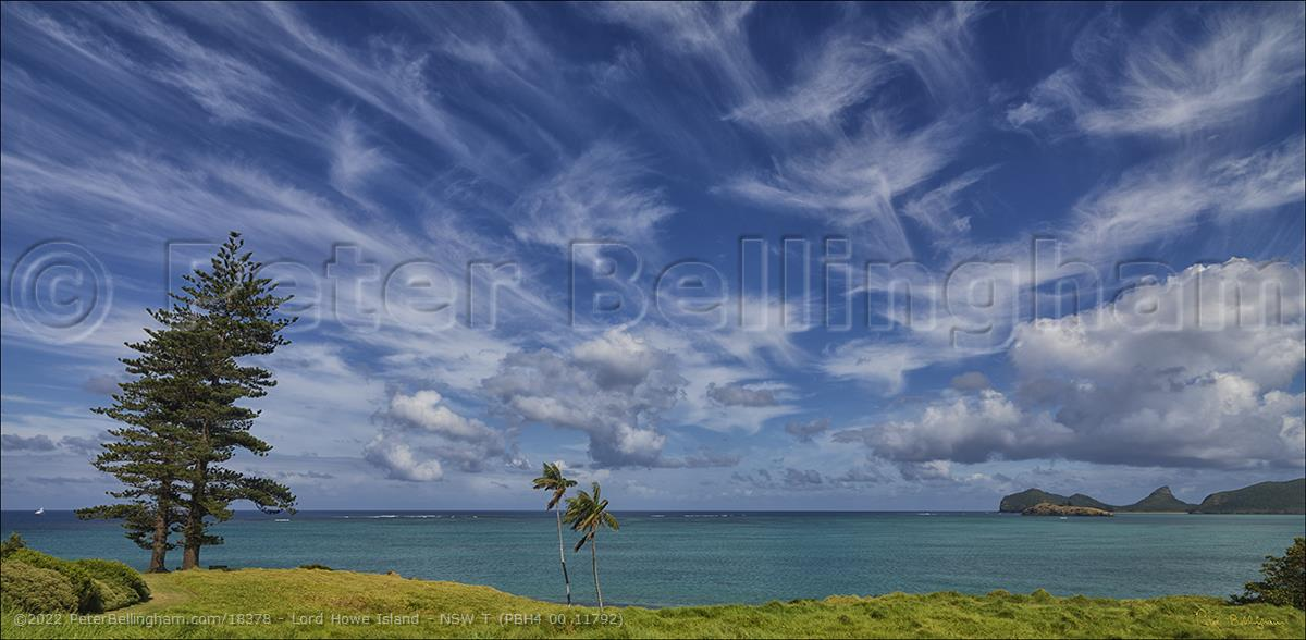 Peter Bellingham Photography Lord Howe Island - NSW T (PBH4 00 11792)