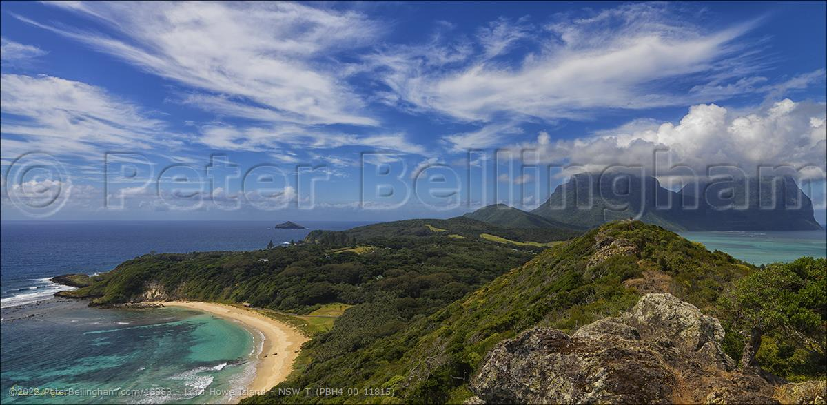 Peter Bellingham Photography Lord Howe Island - NSW T (PBH4 00 11815)