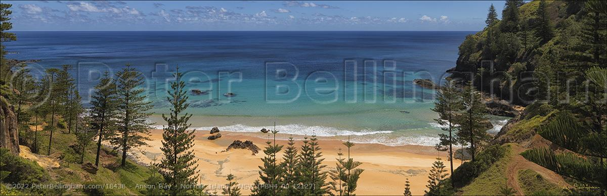 Peter Bellingham Photography Anson Bay - Norfolk Island - NSW (PBH4 00 12127)