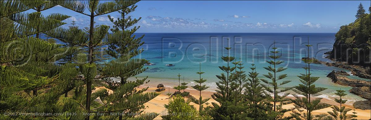 Peter Bellingham Photography Anson Bay - Norfolk Island - NSW (PBH4 00 12132)