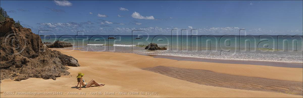 Peter Bellingham Photography Anson Bay - Norfolk Island - NSW (PBH4 00 12143)
