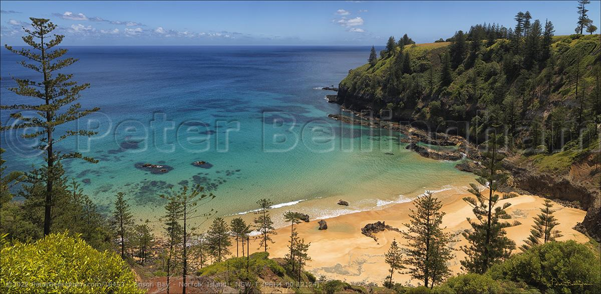 Peter Bellingham Photography Anson Bay - Norfolk Island - NSW T (PBH4 00 12124)