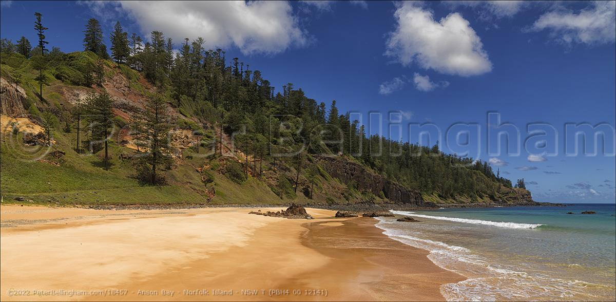 Peter Bellingham Photography Anson Bay - Norfolk Island - NSW T (PBH4 00 12141)