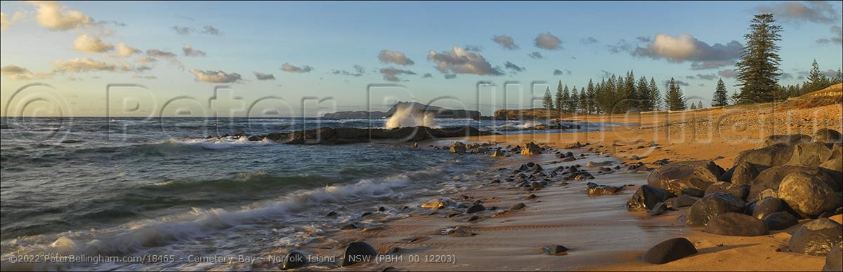 Peter Bellingham Photography Cemetery Bay - Norfolk Island - NSW (PBH4 00 12203)