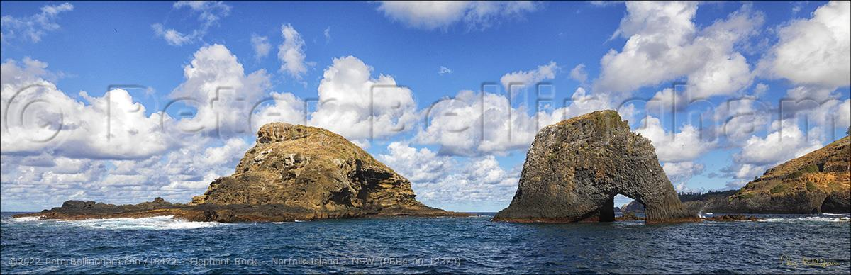 Peter Bellingham Photography Elephant Rock - Norfolk Island - NSW (PBH4 00 12379)