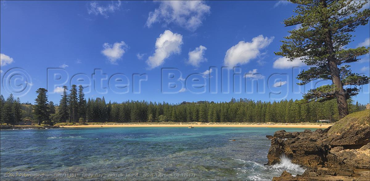 Peter Bellingham Photography Emily Bay - Norfolk Island - NSW T (PBH4 00 12017)