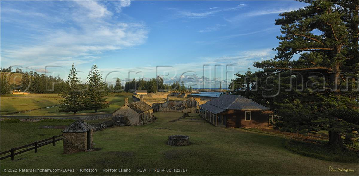 Peter Bellingham Photography Kingston - Norfolk Island - NSW T (PBH4 00 12278)