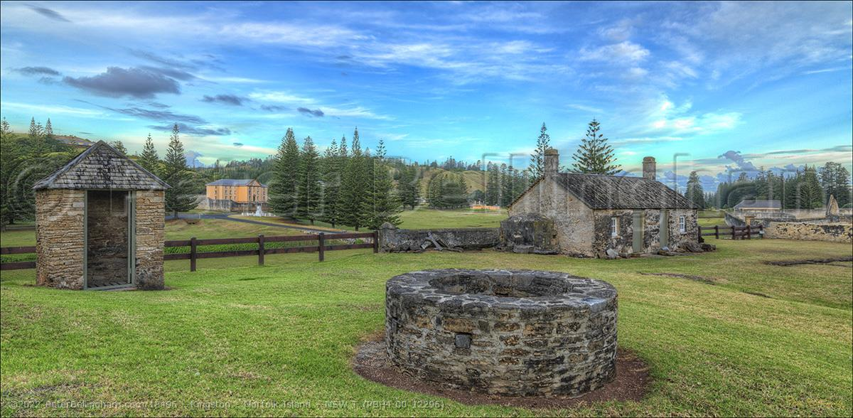 Peter Bellingham Photography Kingston - Norfolk Island - NSW T (PBH4 00 12296)