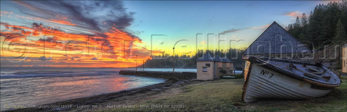 Peter Bellingham Photography Lighter No 7 - Norfolk Island - NSW (PBH4 00 12328)