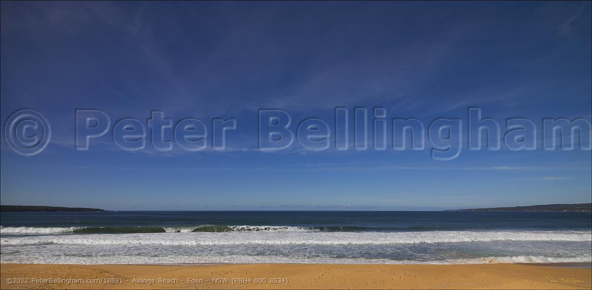Peter Bellingham Photography Aslings Beach - Eden - NSW (PBH4 000 8534)
