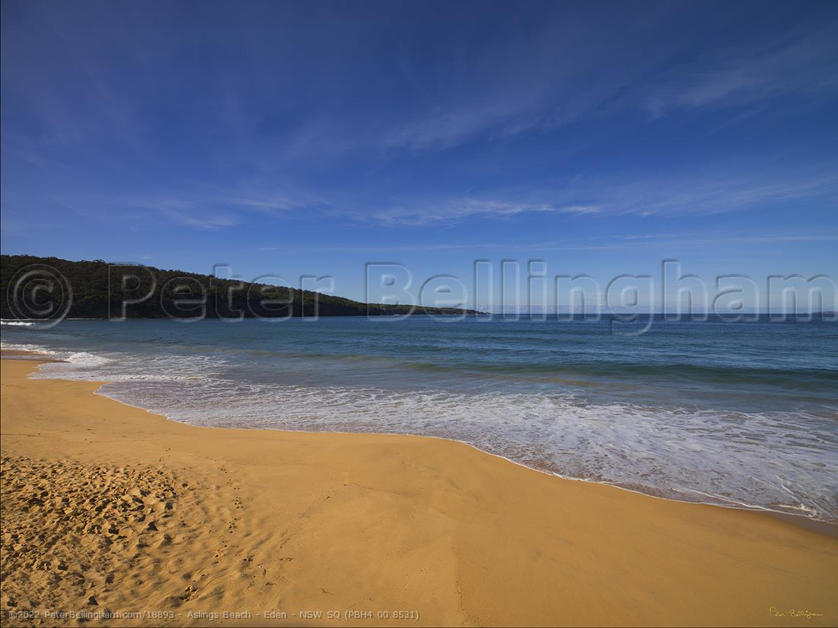 Peter Bellingham Photography Aslings Beach - Eden - NSW SQ (PBH4 00 8531)