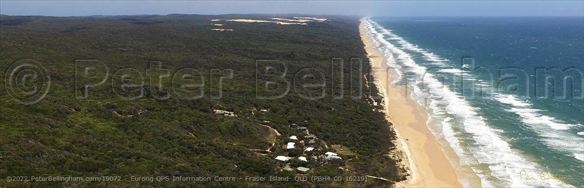 Peter Bellingham Photography Eurong QPS Information Centre - Fraser Island- QLD (PBH4 00 16219)