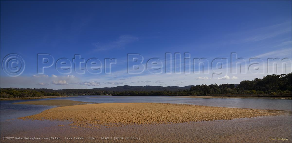 Peter Bellingham Photography Lake Curalo - Eden - NSW T (PBH4 00 8532)