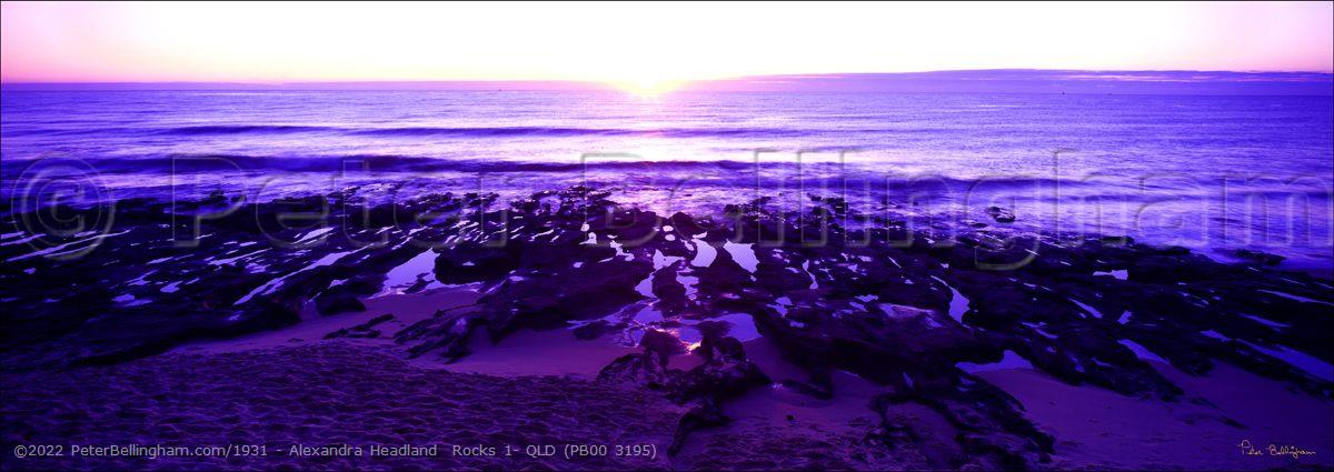 Peter Bellingham Photography Alexandra Headland  Rocks 1- QLD (PB00 3195)