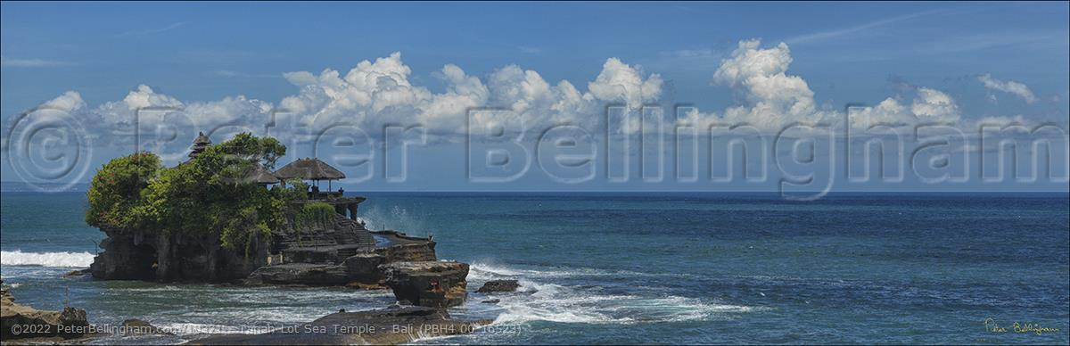 Peter Bellingham Photography Tanah Lot Sea Temple - Bali (PBH4 00 16523)