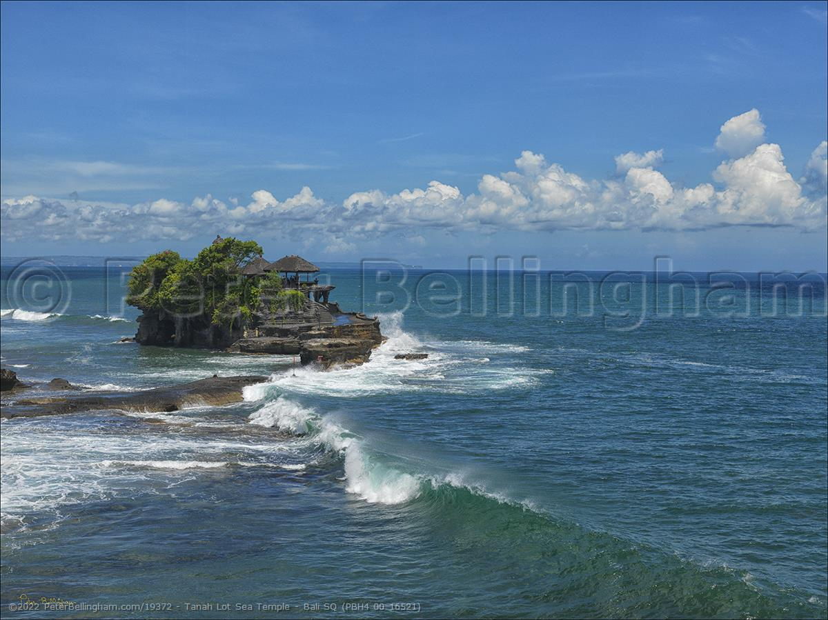 Peter Bellingham Photography Tanah Lot Sea Temple - Bali SQ (PBH4 00 16521)