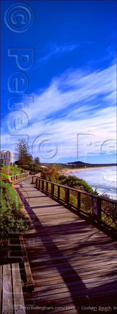 Peter Bellingham Photography Coolum Beach boardwalk vertical - QLD (PB 003157).