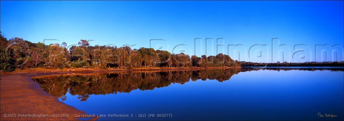 Peter Bellingham Photography Currimundi Lake Reflections 2 - QLD (PB 003277)