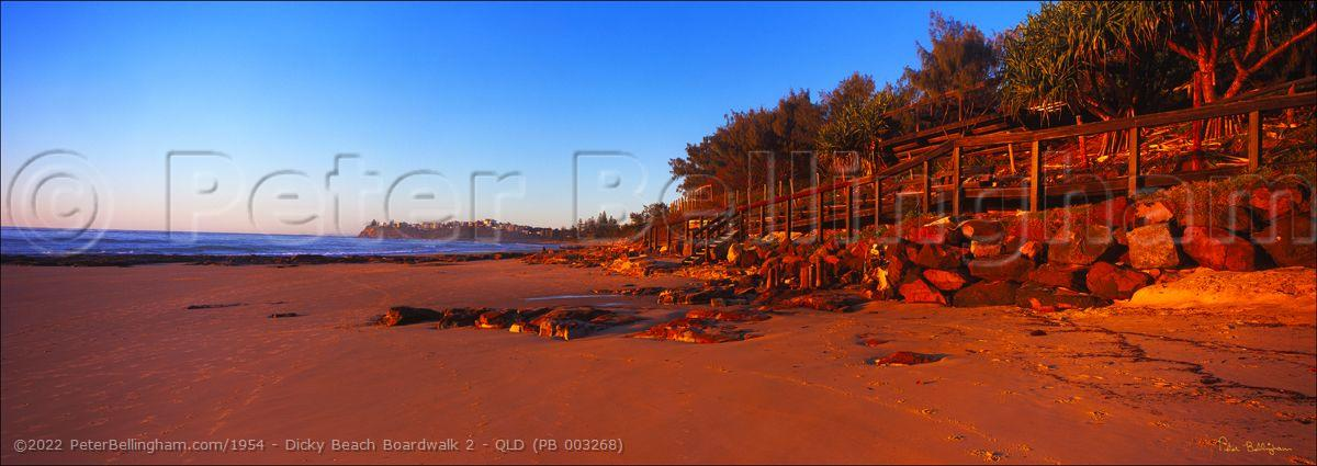 Peter Bellingham Photography Dicky Beach Boardwalk 2 - QLD (PB 003268)