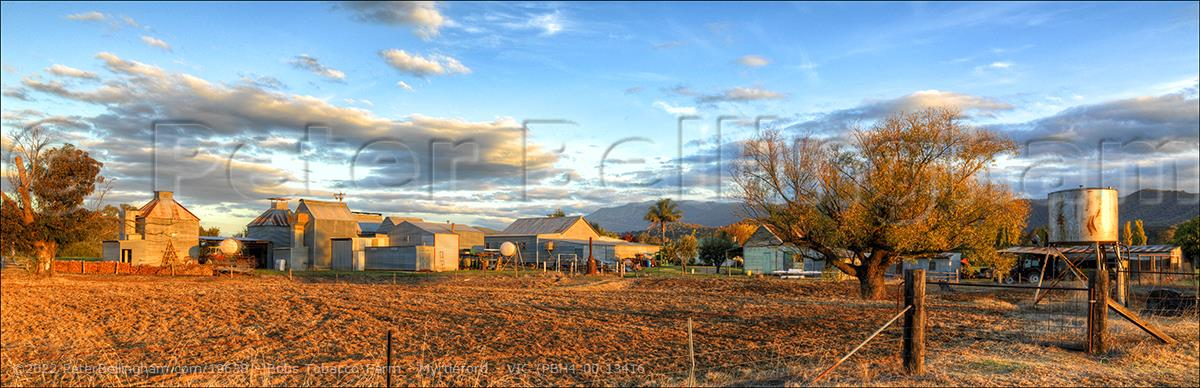 Peter Bellingham Photography Bobs Tobacco Farm - Myrtleford - VIC (PBH4 00 13416