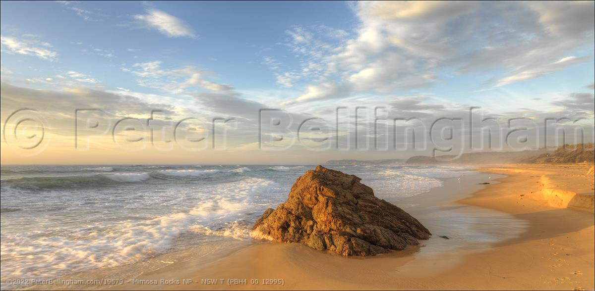 Peter Bellingham Photography Mimosa Rocks NP - NSW T (PBH4 00 12995)