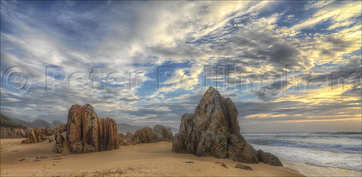 Peter Bellingham Photography Mimosa Rocks NP - NSW T (PBH4 00 13002)
