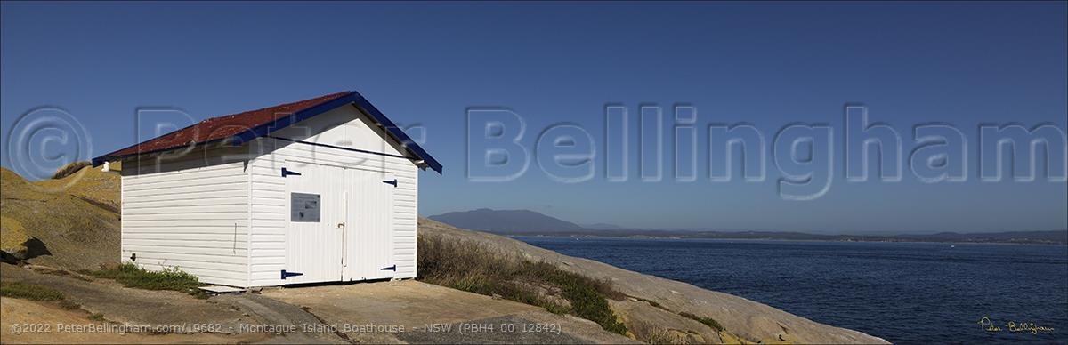 Peter Bellingham Photography Montague Island Boathouse - NSW (PBH4 00 12842)