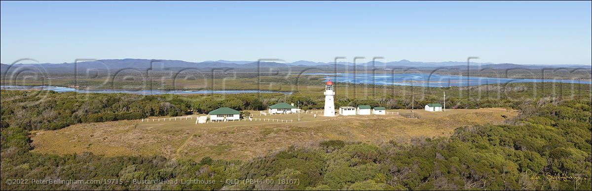 Peter Bellingham Photography Bustard Head Lighthouse - QLD (PBH4 00 18107)