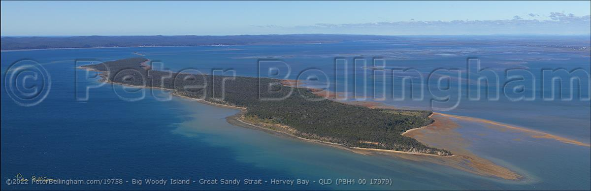 Peter Bellingham Photography Big Woody Island - Great Sandy Strait - Hervey Bay - QLD (PBH4 00 17979)