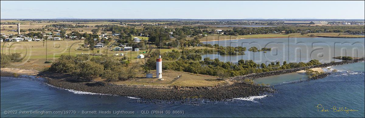 Peter Bellingham Photography Burnett Heads Lighthouse - QLD (PBH4 00 8069)