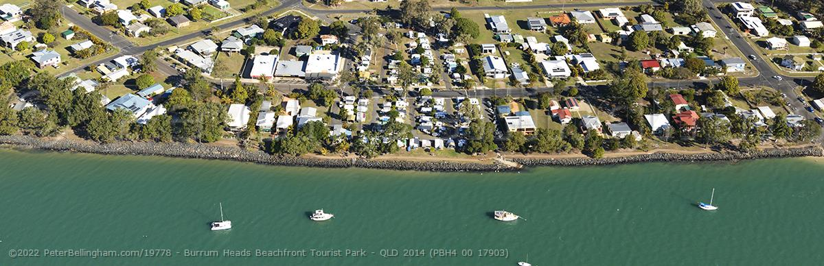 Peter Bellingham Photography Burrum Heads Beachfront Tourist Park - QLD 2014 (PBH4 00 17903)