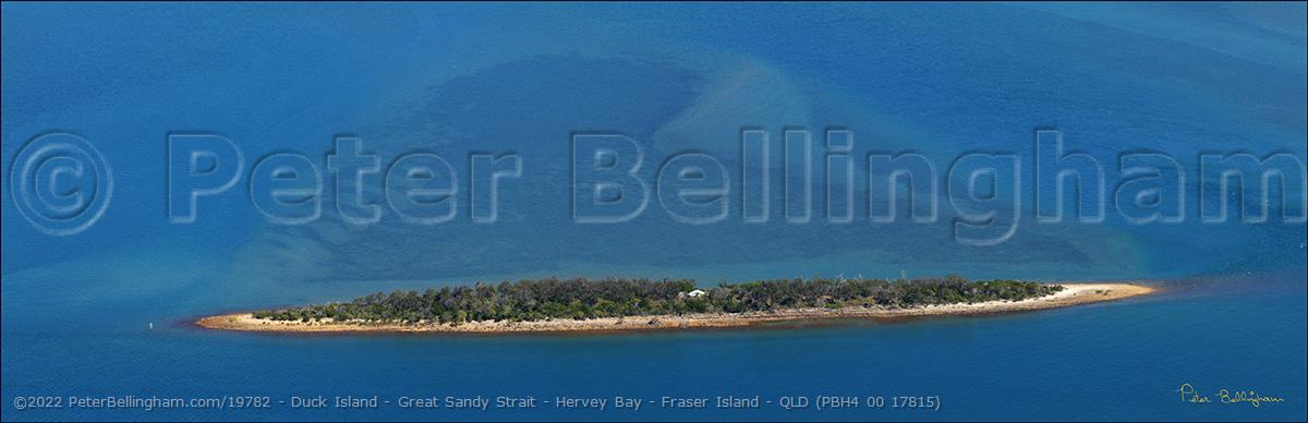 Peter Bellingham Photography Duck Island - Great Sandy Strait - Hervey Bay - Fraser Island - QLD (PBH4 00 17815)