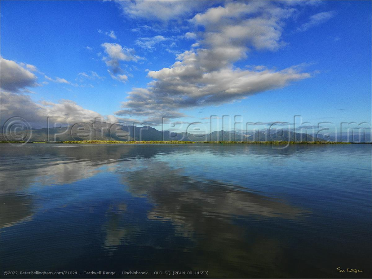 Peter Bellingham Photography Cardwell Range - Hinchinbrook - QLD SQ (PBH4 00 14553)