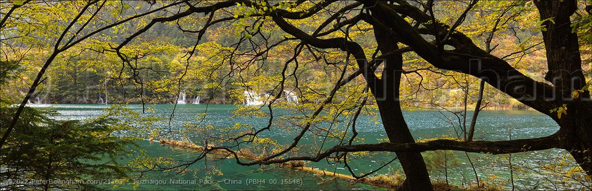 Peter Bellingham Photography Jiuzhaigou National Park - China (PBH4 00 15548)