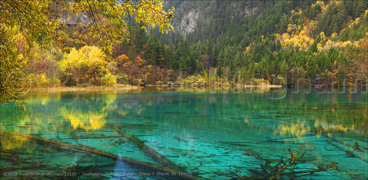 Peter Bellingham Photography Jiuzhaigou National Park - China T (PBH4 00 15432)