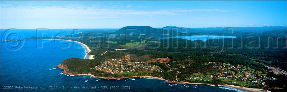 Peter Bellingham Photography Bonny Hills Headland - NSW (PB00 1373)