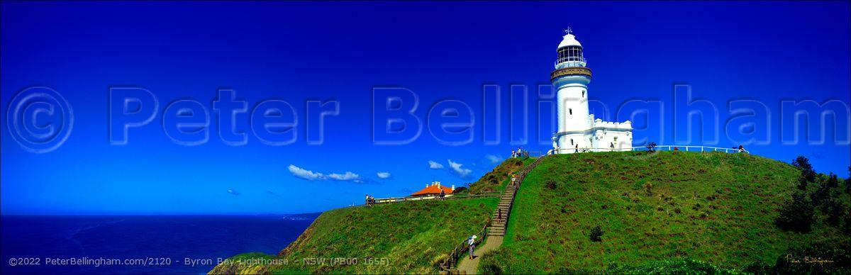Peter Bellingham Photography Byron Bay Lighthouse - NSW (PB00 1655)