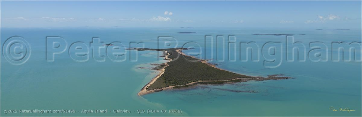 Peter Bellingham Photography Aquila Island - Clairview - QLD (PBH4 00 18768)