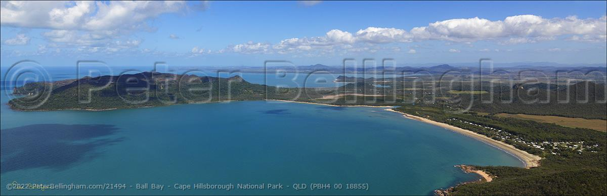Peter Bellingham Photography Ball Bay - Cape Hillsborough National Park - QLD (PBH4 00 18855)