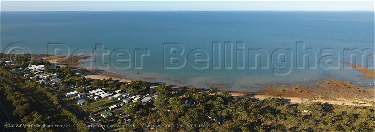 Peter Bellingham Photography BarraCrab Caravan Park - Clairview - QLD (PBH4 00 18892)