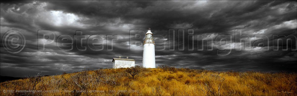 Peter Bellingham Photography Bruny Island Lighthouse - TAS (PB00 2294)