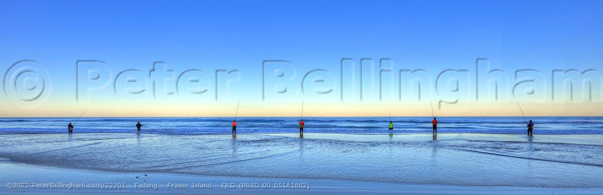 Peter Bellingham Photography Fishing - Fraser Island - QLD (PB5D 00 051A1682)