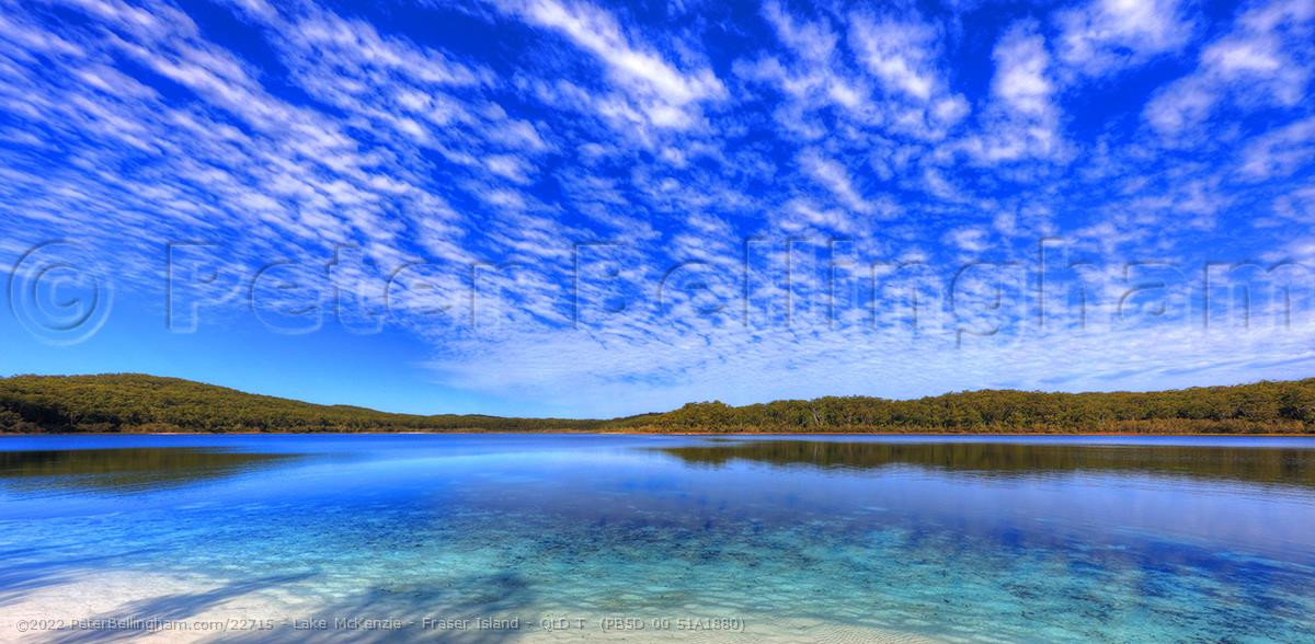 Peter Bellingham Photography Lake McKenzie - Fraser Island - QLD T  (PB5D 00 51A1880)