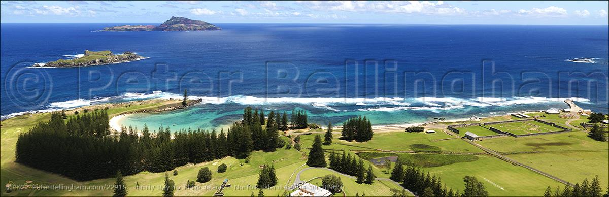 Peter Bellingham Photography Emily Bay to Philip Island - Norfolk Island (PBH4 00 18965)