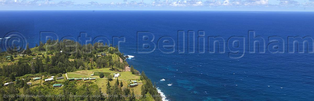Peter Bellingham Photography Endeavour Lodge - Norfolk Island (PBH4 00 18997)