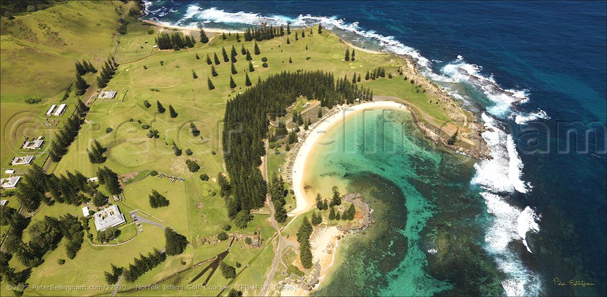 Peter Bellingham Photography Norfolk Island Golf Course T (PBH4 00 18996)