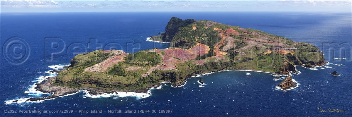 Peter Bellingham Photography Philip Island - Norfolk Island (PBH4 00 18989)